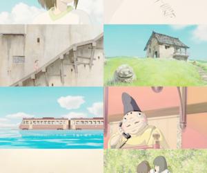anime, Hayao Miyazaki, and movie image