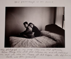 1967, couple, and duane michals image