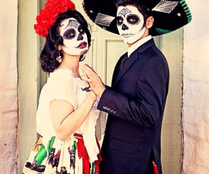 catrina, day of the dead, and mexico image