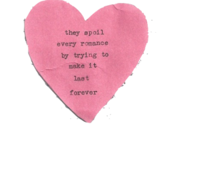 love, transparent, and forever image