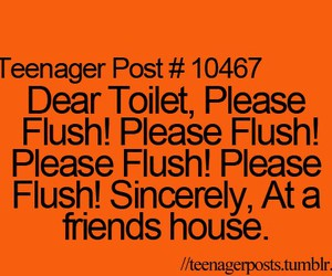 funny and toilet image