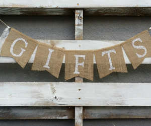 birthday, parties, and rustic decor image