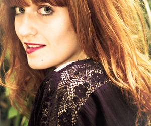 florence welch, girl, and pretty image