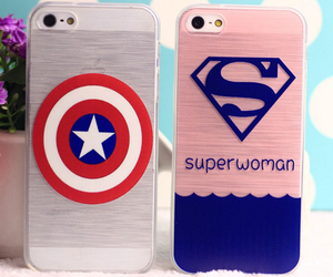 iphone and capitan america image