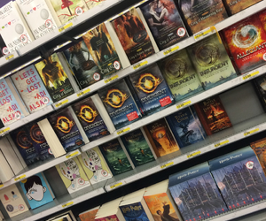 books, harry potter, and hastings image