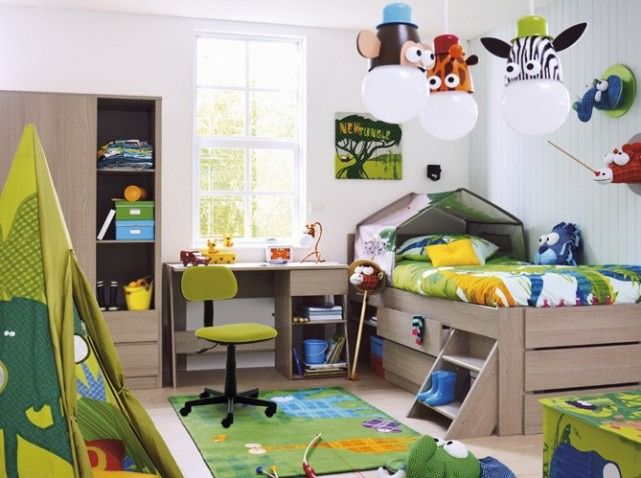 Kids Room Designs. Imaginative Themes For Toddler Boys Bedroom ...