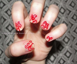 design, red, and cute image