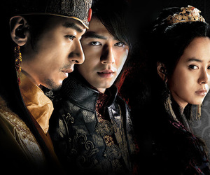 a frozen flower, jo in sung, and song ji hyo image