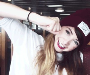 beautiful, zoella, and perfect image