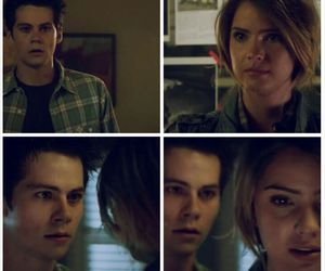 teen wolf, shelley henning, and dylan o'brien image