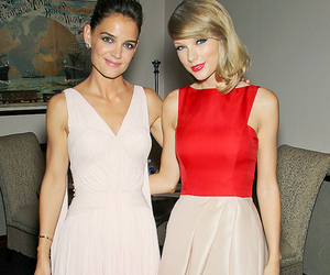 Katie Holmes and Taylor Swift image