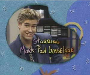 saved by the bell and zack morris image