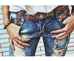 cool, fashion, and jewels image