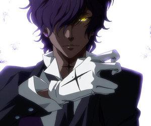 tyki mikk, anime, and d.gray man image