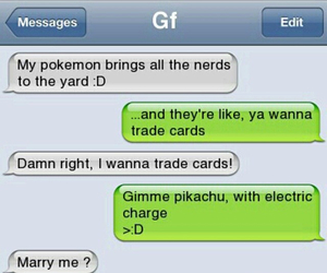 pokemon, text, and funny texts image