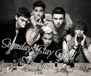 the wanted and gold forever image