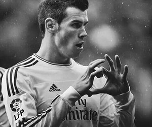 bale, gareth, and wales image