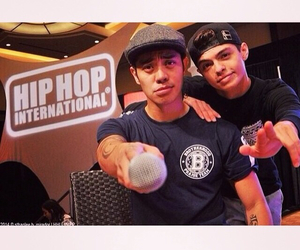 brian puspos, ian eastwood, and puswood image