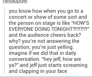 clapping, funny, and text post image