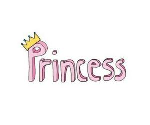 princess, pink, and overlay image