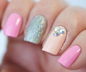 nails, awesome, and nail art image