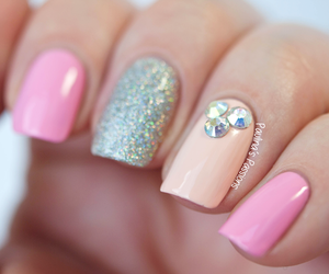nails, awesome, and nail art image