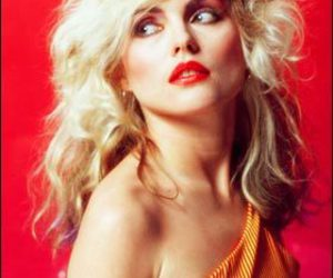 blondie and debbie harry image