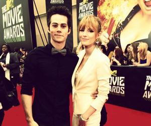 bella thorne and dylan o'brien image