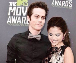 selena gomez, dylan o'brien, and dylan image