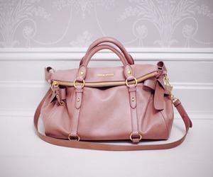miu miu, bag, and fashion image