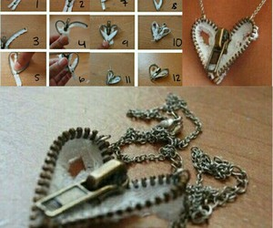 diy, fashion, and necklaces image