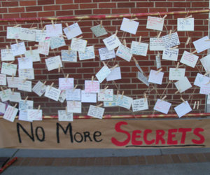 cool, wall, and secrets image
