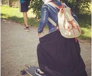 Algeria, allah, and hijab image