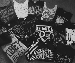 bullet for my valentine, suicide silence, and of mice & men image