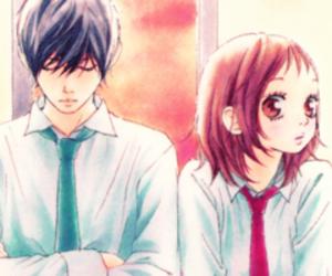 manga, shojo, and strobe edge image