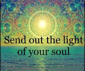 light and soul image