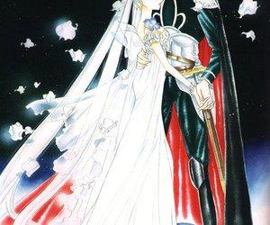 prince endymion and princess serenety image