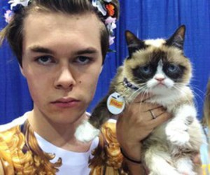 harrison webb cat image