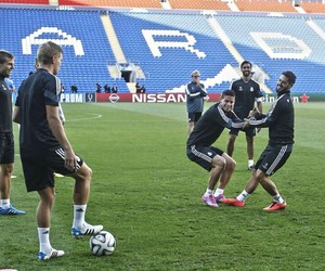 james, isco, and kroos image