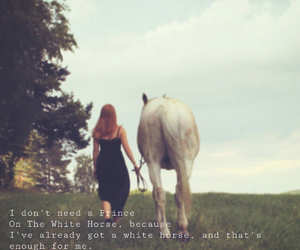 bond, horse, and quote image