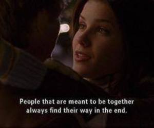 love, one tree hill, and brooke davis image