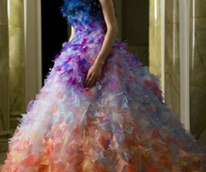 colors and dress image