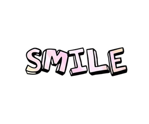 smile and overlays image