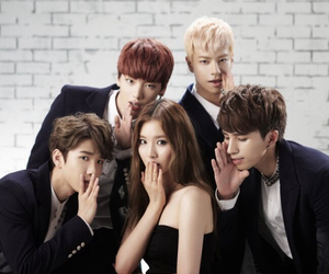high4, alex, and youngjun image