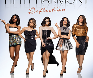 fifth harmony, 5h, and reflection image