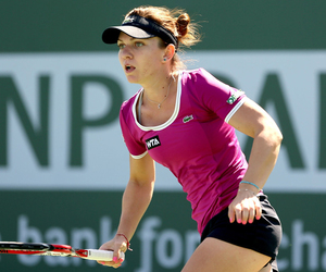 tennis, wta, and simona halep image