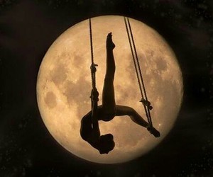 dance, luna, and lune image