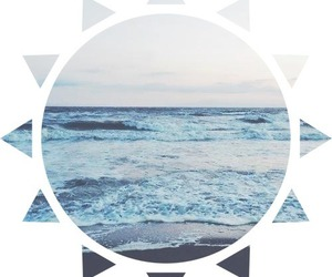 sun, sea, and ocean image