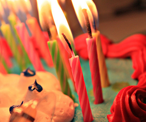 bd, birthday, and candles image