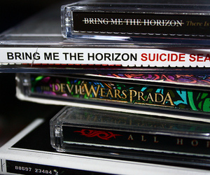 bring me the horizon, bmth, and cds image
